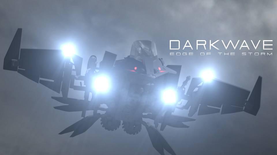 Darkwave Edge of the Storm short film