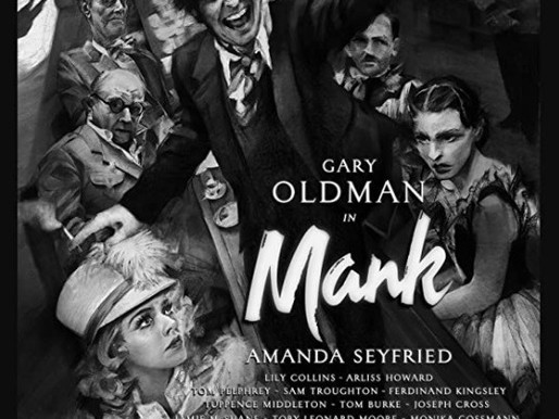 Mank film review