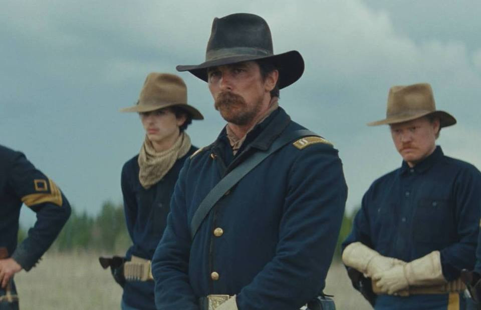 Hostiles film review
