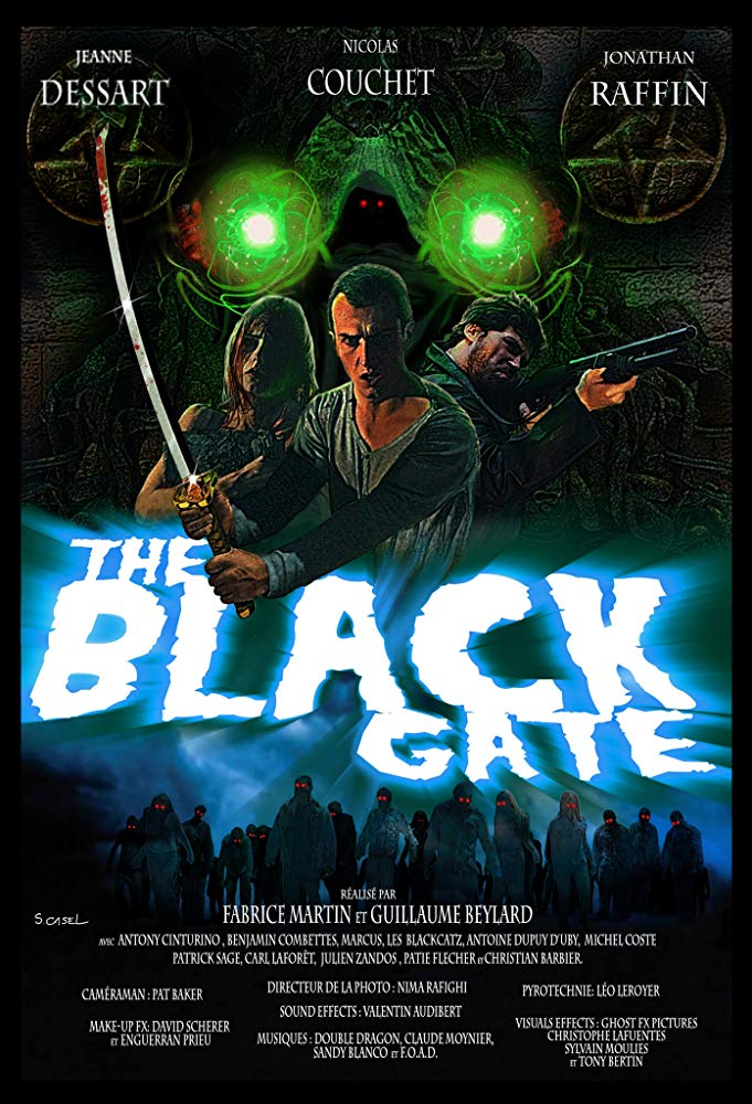 The Black Gate UK Film Channel