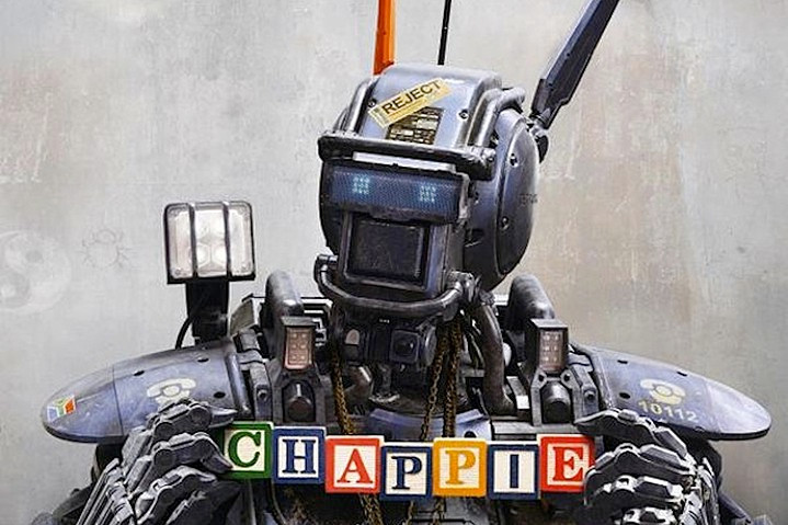 Chappie UK film review
