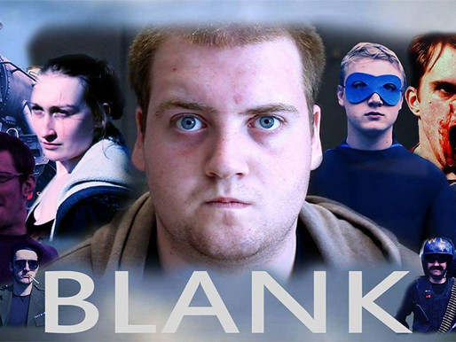 Blank short film