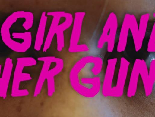 A Girl and Her Gun short film