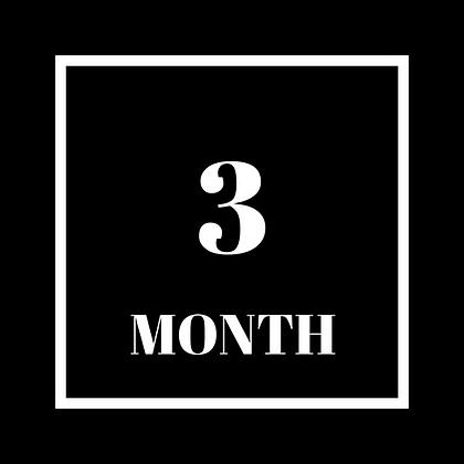 3 Month Queue Jump