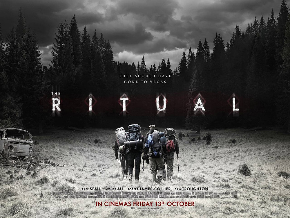 The Ritual film review UK
