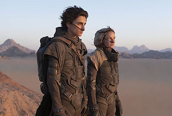 Dune Official Main Trailer