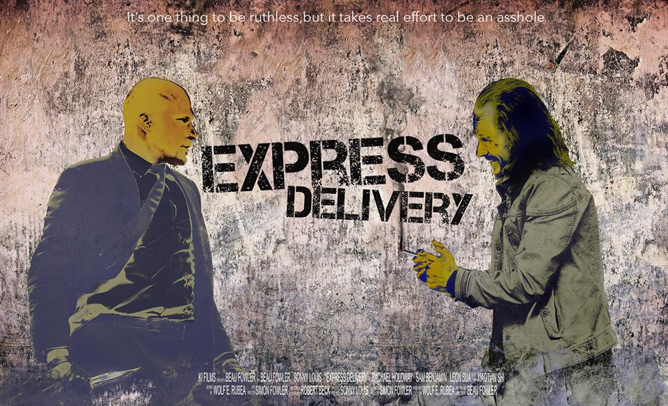 Express Delivery short film review