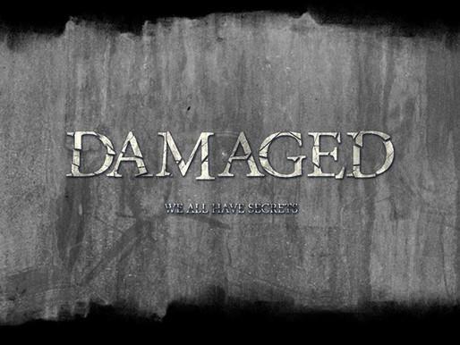 Damaged indie film
