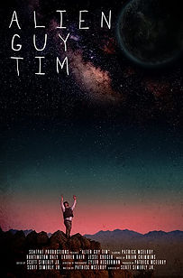 Alien Guy Tim