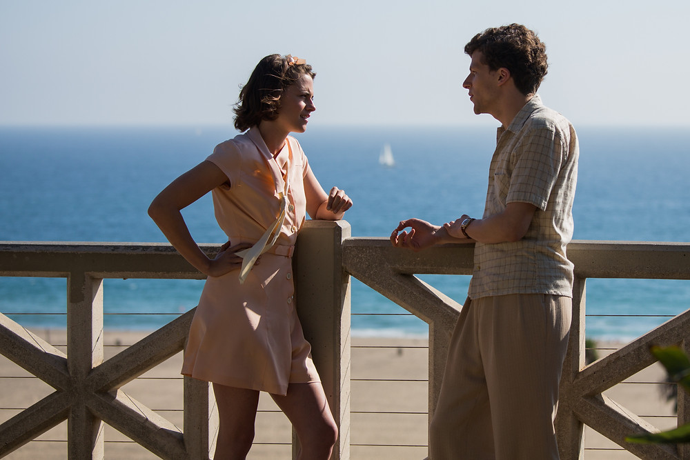 Cafe Society UK Film Review