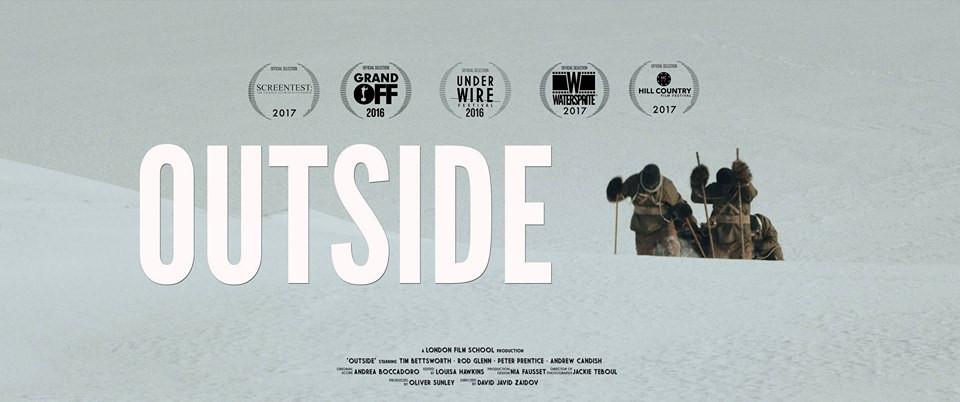 Outside short film review