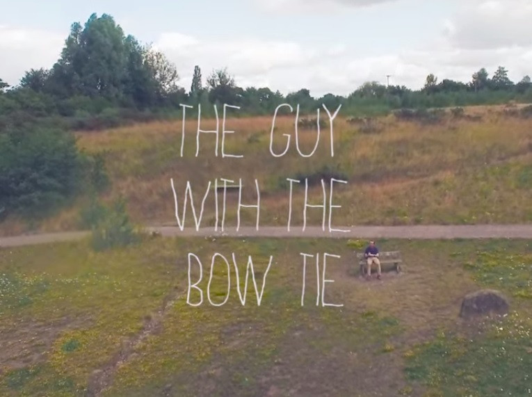 The Guy with the Bow Tie film review