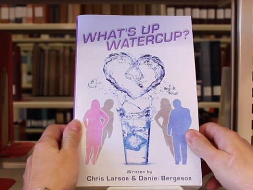 What's Up Water Cup? short film