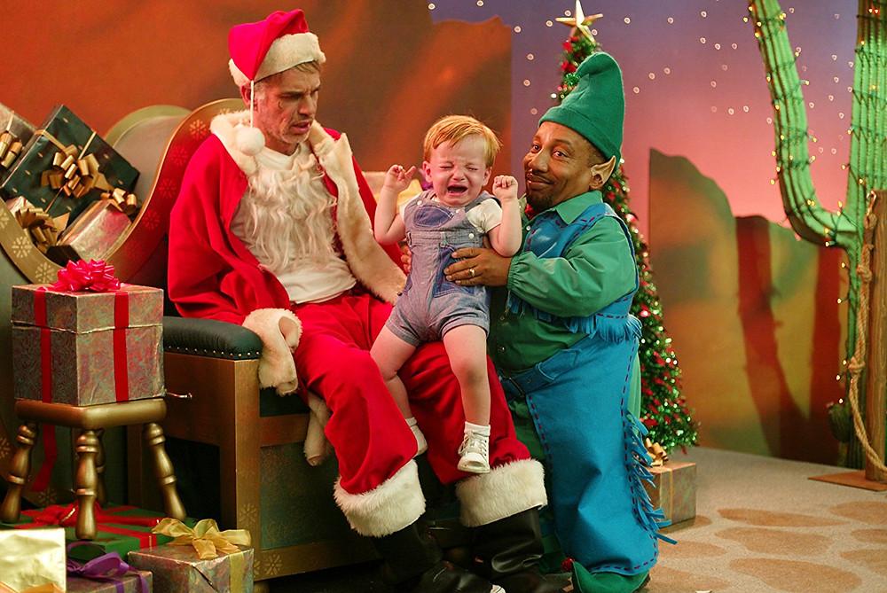 Bad Santa Christmas film review