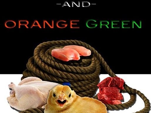 Terry Kendal and Orange Green short film