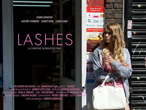 Lashes - short film review