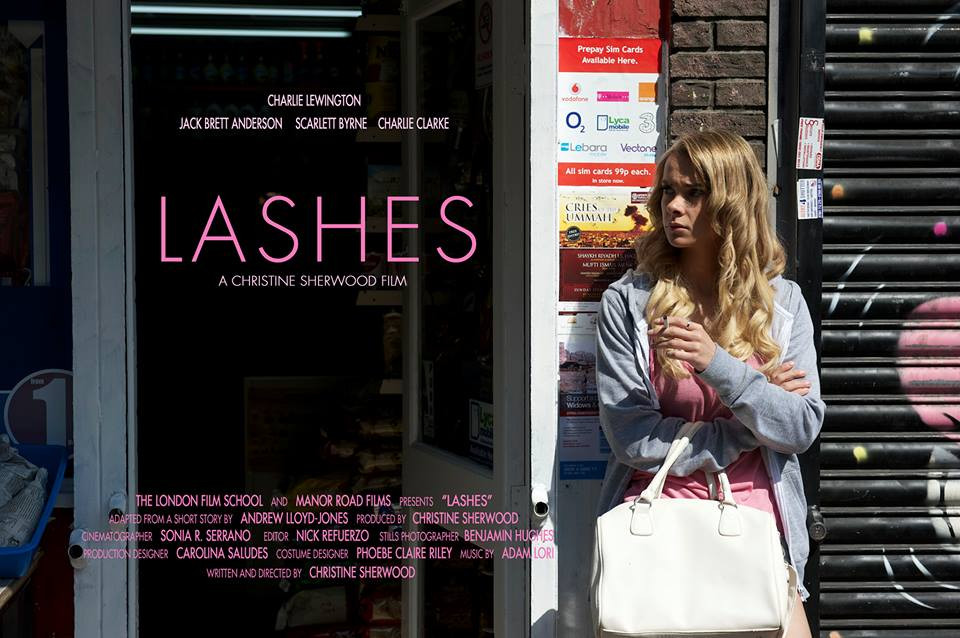Lashes short film review