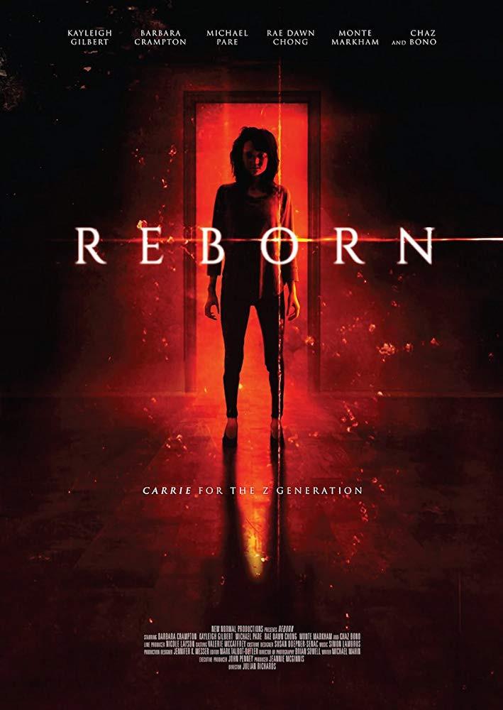 Reborn movie poster
