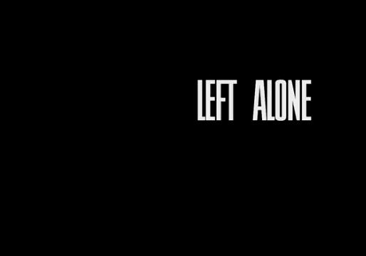 Left Alone short film