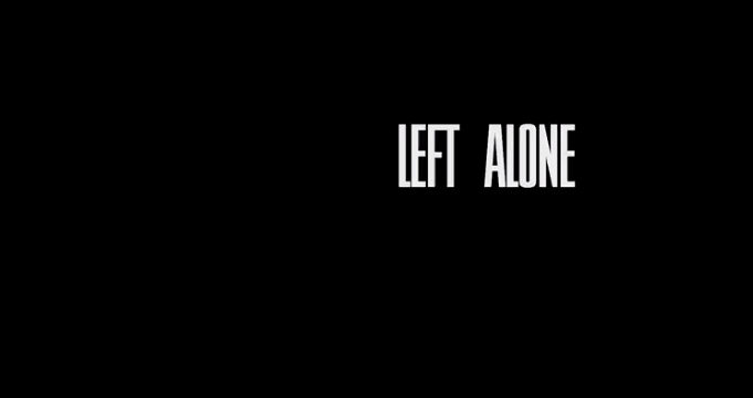 Left Alone short film