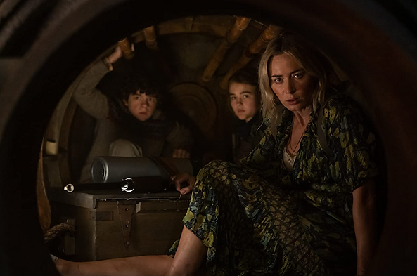 A Quiet Place 2 Release Date!