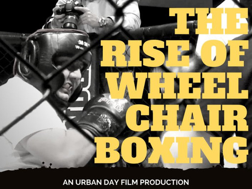 Wheeled Warriors: The Rise of Wheelchair Boxing indie film