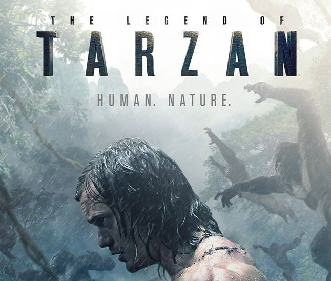 The Legend of Tarzan film review