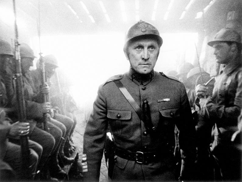 Stanley Kubrick Paths of Glory