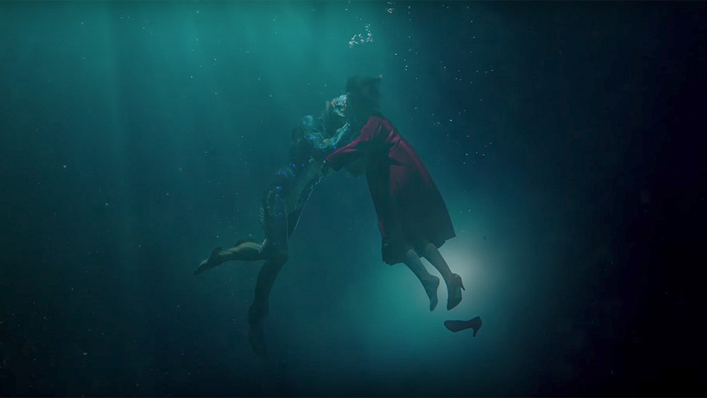 The Shape of Water film review