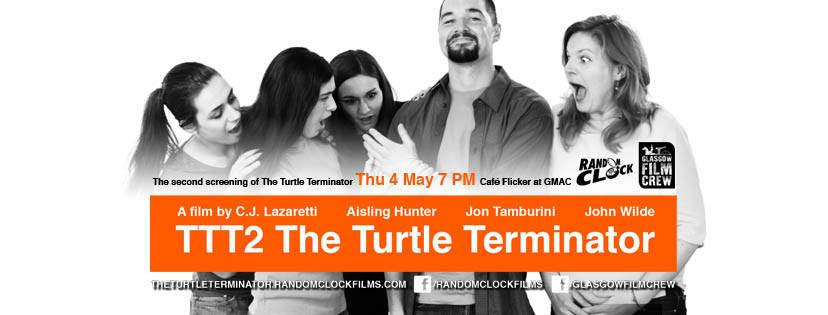 The Turtle Terminator short film