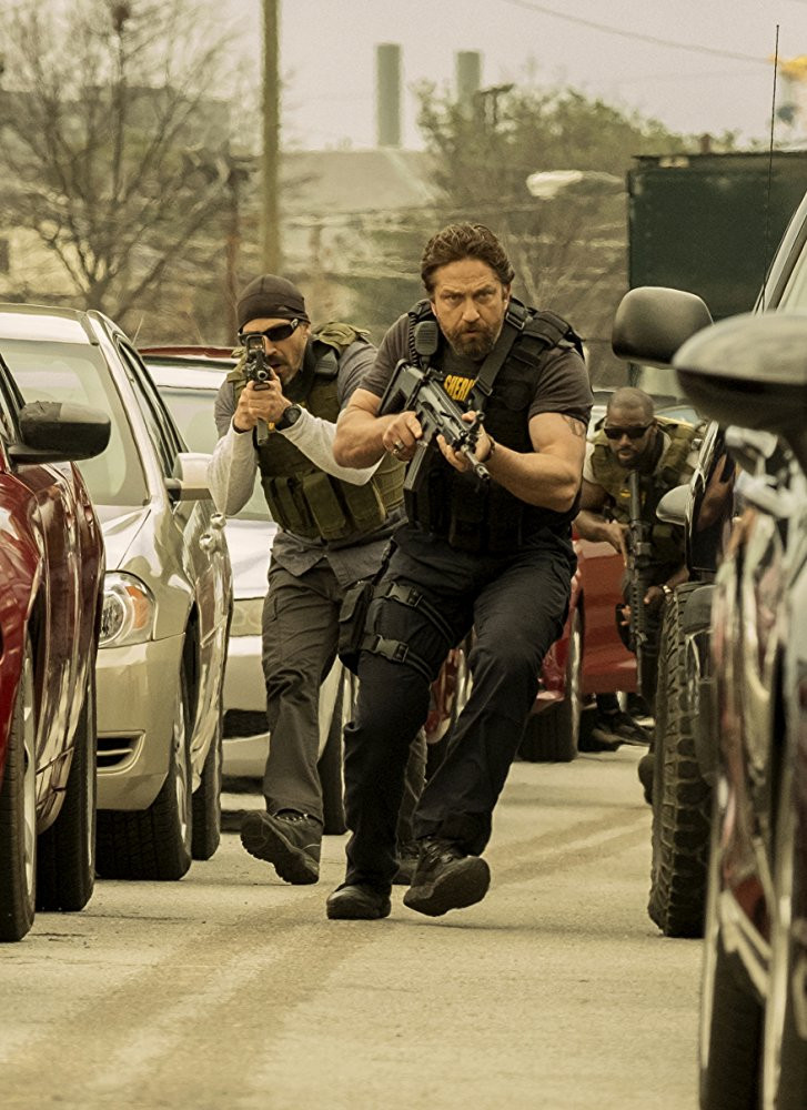 Den of Thieves film review