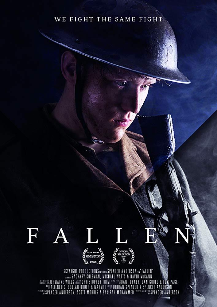 Fallen UK Film Channel