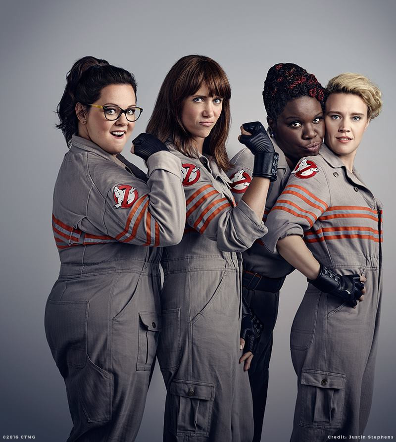 Ghostbusters film review