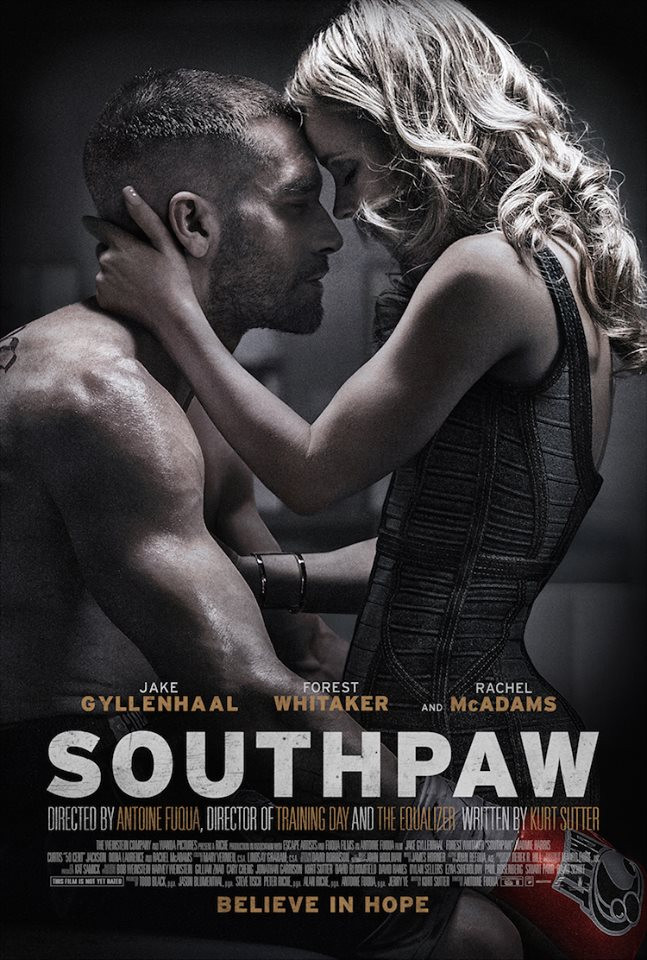Southpaw UK Film Review