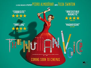 The Human Voice Gets UK Release Date