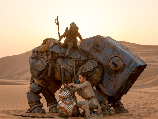 Star Wars: The Force Awakens film review