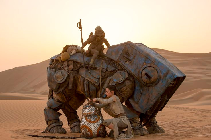 The Force Awakens film review