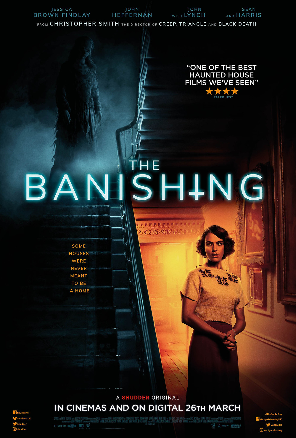 The Banishing movie poster