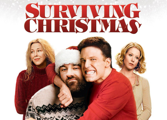 Surviving Christmas film review