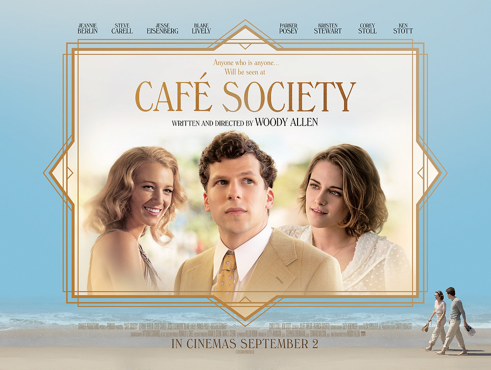 Cafe Society film review