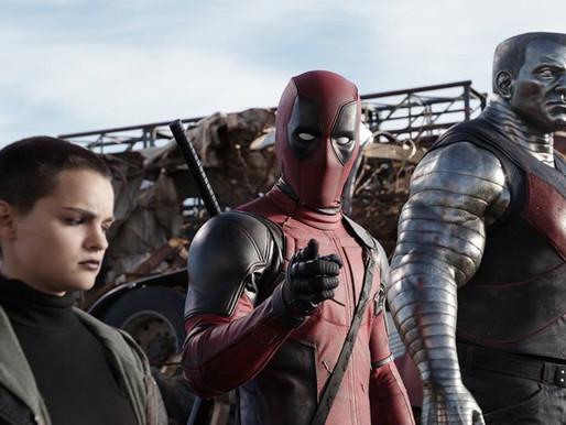 Deadpool film review