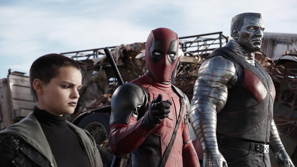 Deadpool film review UK