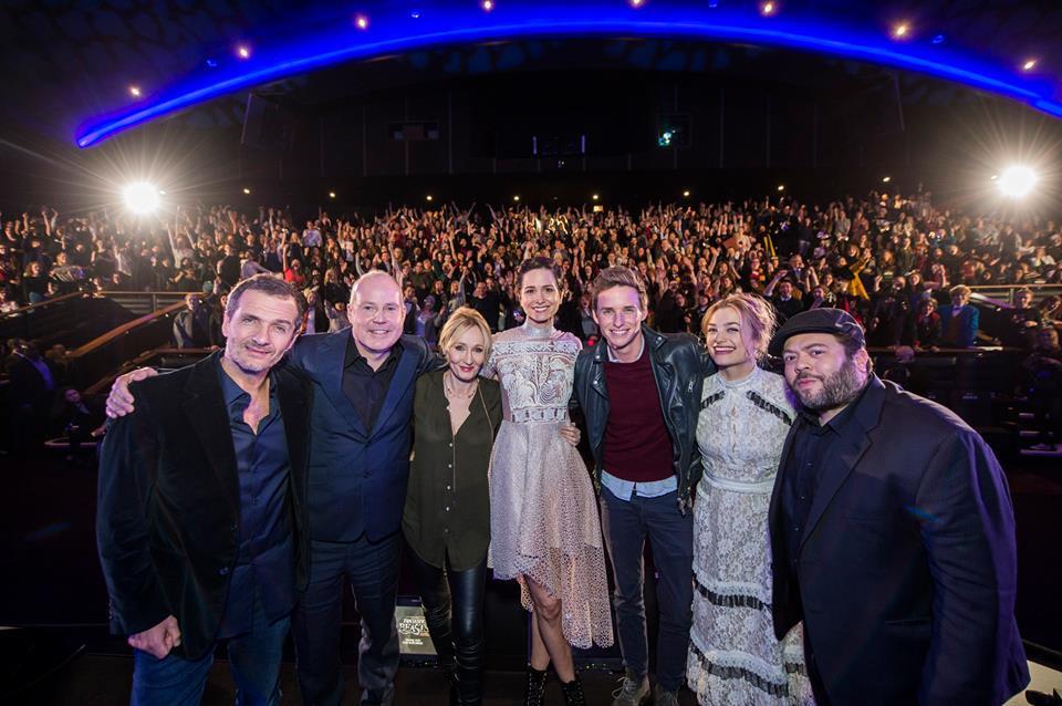Fantastic Beasts Live