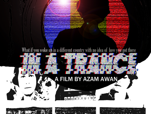 In a Trance short film