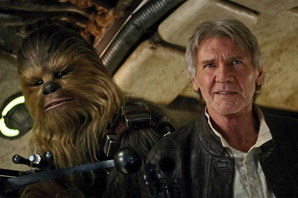 The Force Awakens UK Film Review