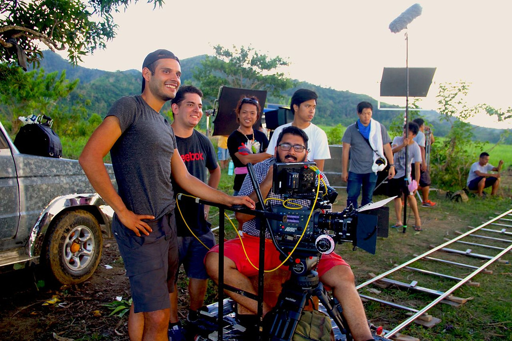 Phil Giordano filmmaker interview