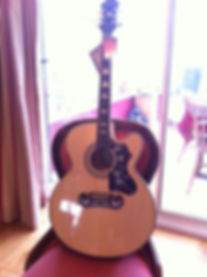 acoustic guitars uk