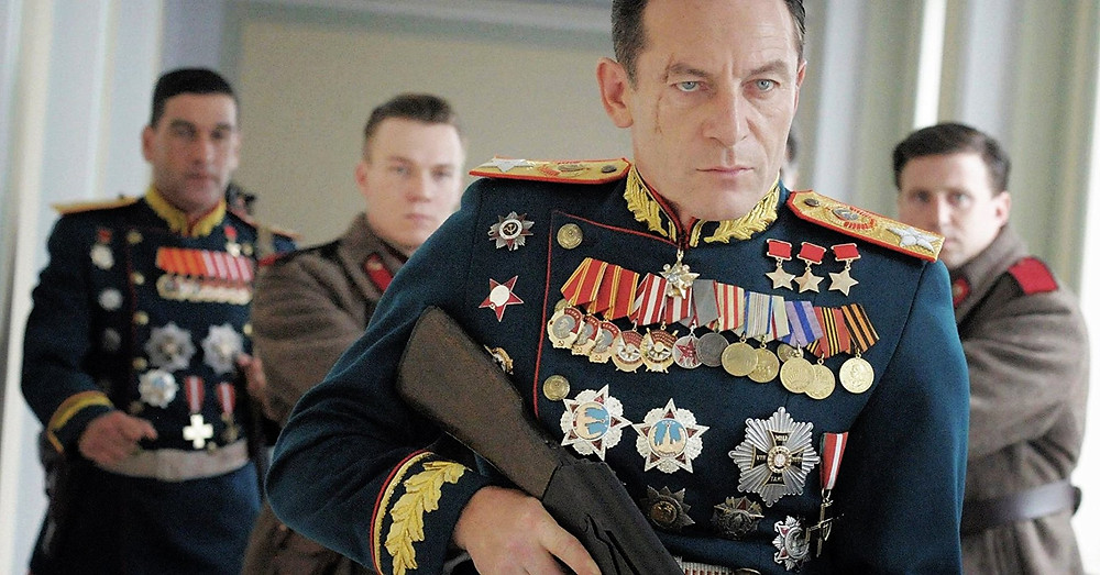 The Death of Stalin film review