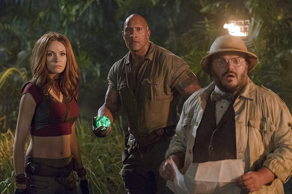 Jumanji Welcome to the Jungle film review