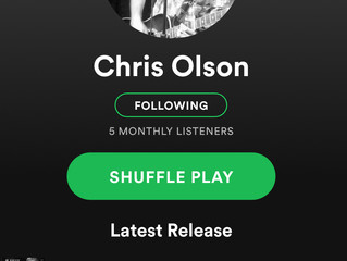 Why put my acoustic music on Spotify UK